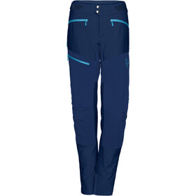 Norrøna Fjørå Flex1 Broek Dames, indigo night